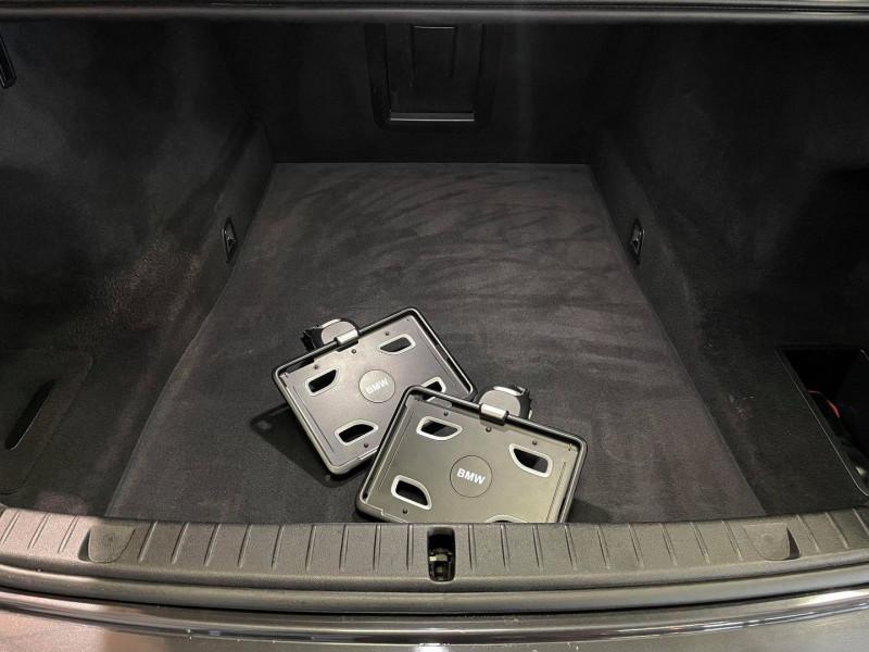 Photo 13 de l'offre de BMW SERIE 7 (G11/G12) 740DA XDRIVE 320CH EXCLUSIVE à 42990€ chez Signature auto