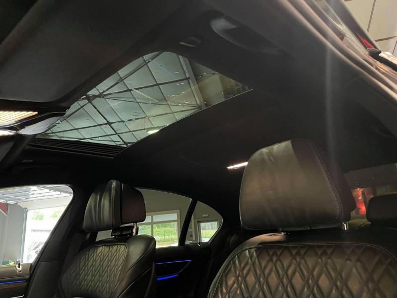 Photo 14 de l'offre de BMW SERIE 7 (G11/G12) 740DA XDRIVE 320CH EXCLUSIVE à 42990€ chez Signature auto