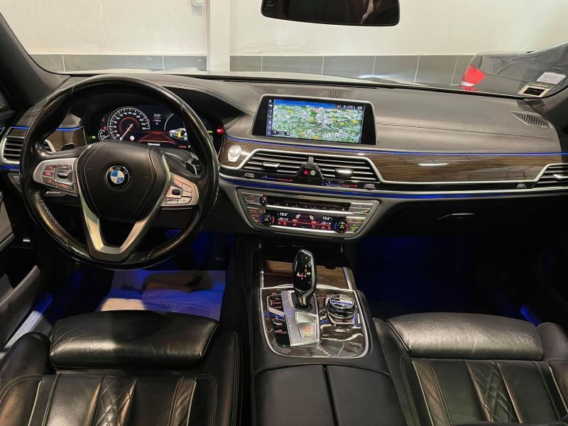 Photo 4 de l'offre de BMW SERIE 7 (G11/G12) 740DA XDRIVE 320CH EXCLUSIVE à 42990€ chez Signature auto