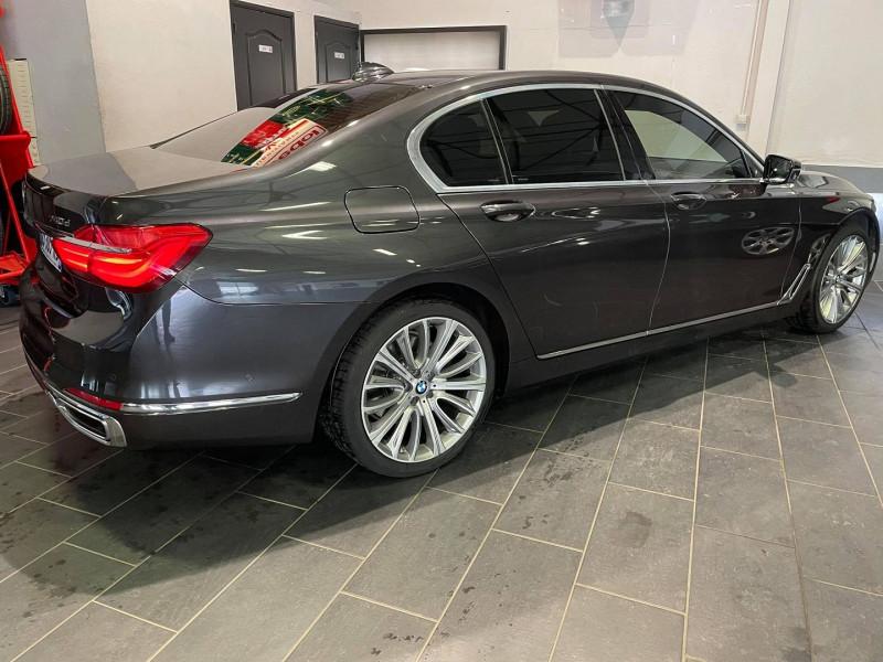 Photo 2 de l'offre de BMW SERIE 7 (G11/G12) 740DA XDRIVE 320CH EXCLUSIVE à 42990€ chez Signature auto
