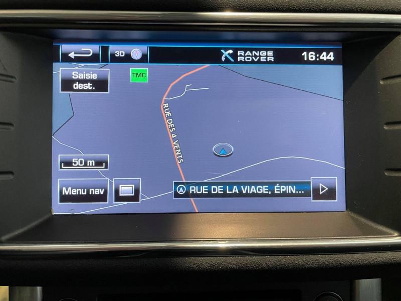 Photo 9 de l'offre de LAND-ROVER EVOQUE 2.2 SD4 PRESTIGE à 17990€ chez Signature auto