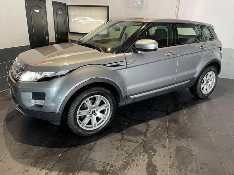 Land-Rover EVOQUE 2.2 SD4 PRESTIGE Diesel GRIS  Occasion à vendre