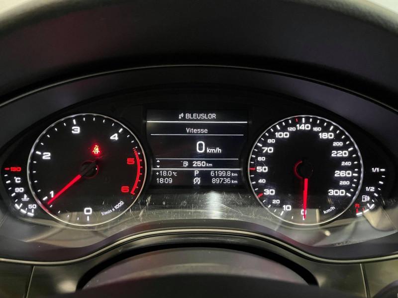 Photo 8 de l'offre de AUDI A6 2.0 TDI 177CH AMBIENTE MULTITRONIC à 19990€ chez Signature auto