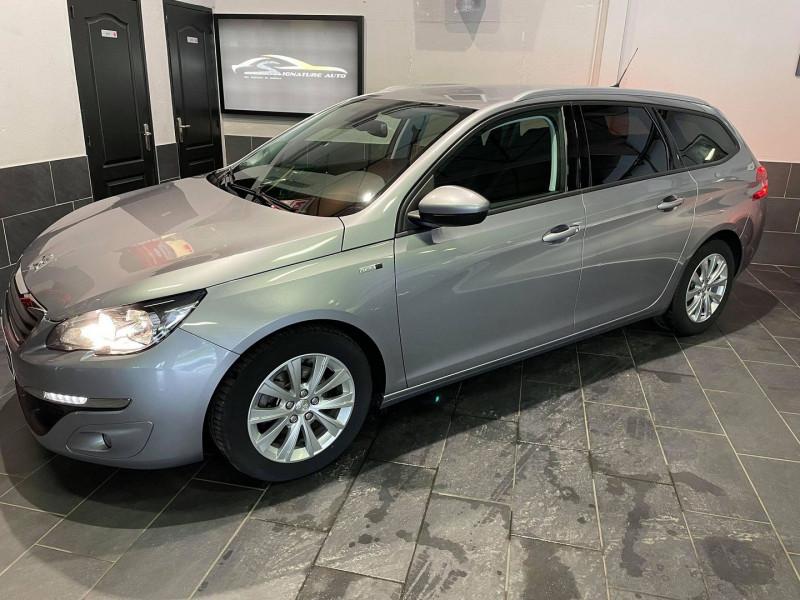 Peugeot 308 SW 1.6 BLUEHDI 120CH STYLE S&S Diesel GRIS Occasion à vendre
