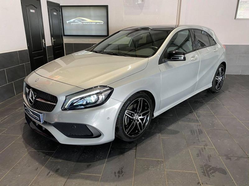 Mercedes-Benz CLASSE A (W176) 200 D FASCINATION 4MATIC 7G-DCT Diesel GRIS C Occasion à vendre