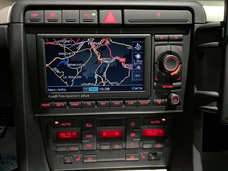 Photo 12 de l'offre de AUDI RS4 4.2 V8 420CH QUATTRO à 36990€ chez Signature auto