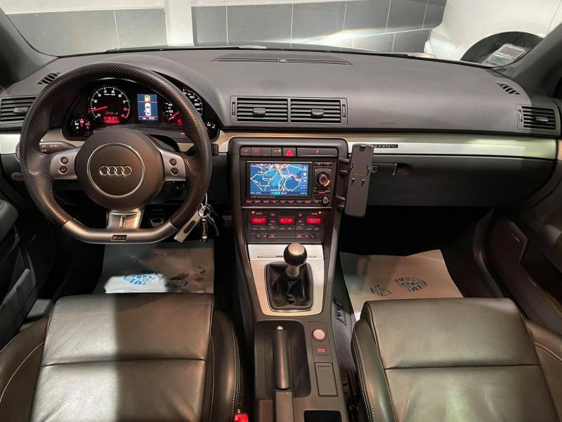 Photo 5 de l'offre de AUDI RS4 4.2 V8 420CH QUATTRO à 36990€ chez Signature auto