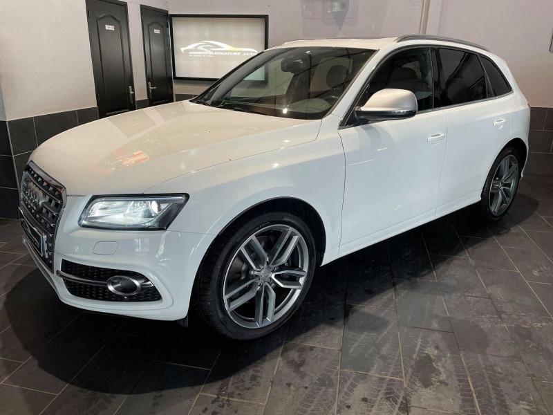 Audi SQ5 3.0 V6 BITDI 313CH QUATTRO TIPTRONIC Diesel BLANC Occasion à vendre
