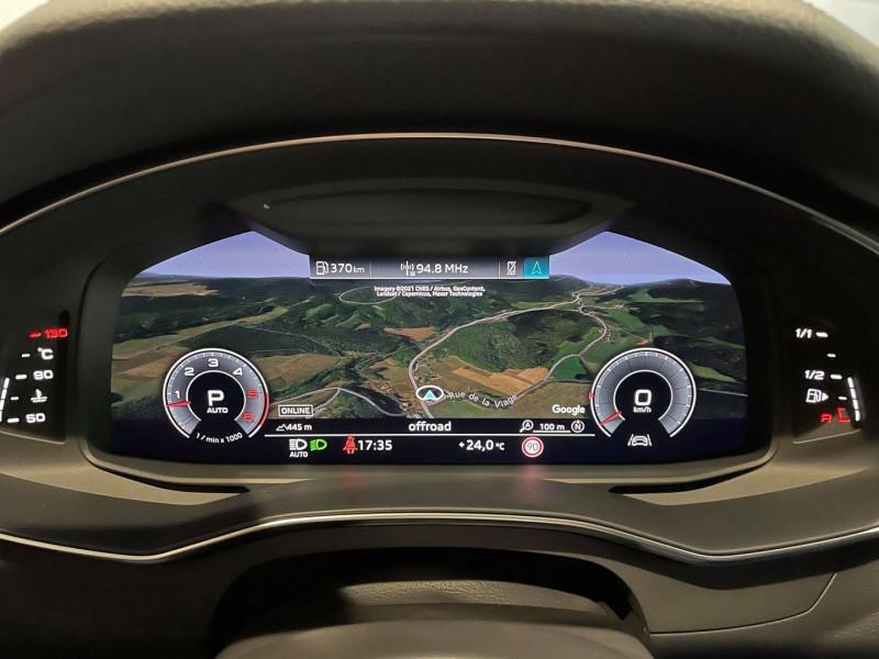 Photo 9 de l'offre de AUDI A6 ALLROAD 50 TDI 286CH AVUS EXTENDED QUATTRO TIPTRONIC à 73490€ chez Signature auto