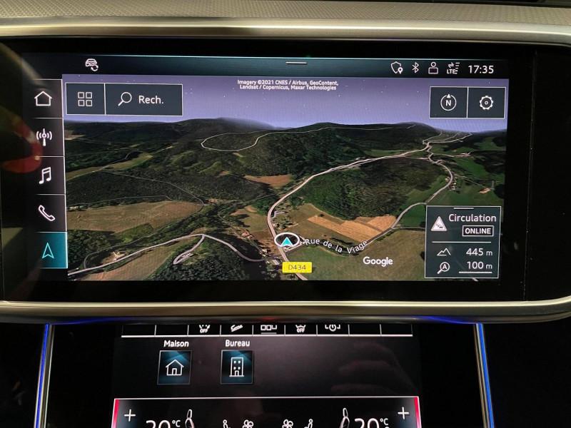 Photo 10 de l'offre de AUDI A6 ALLROAD 50 TDI 286CH AVUS EXTENDED QUATTRO TIPTRONIC à 73490€ chez Signature auto