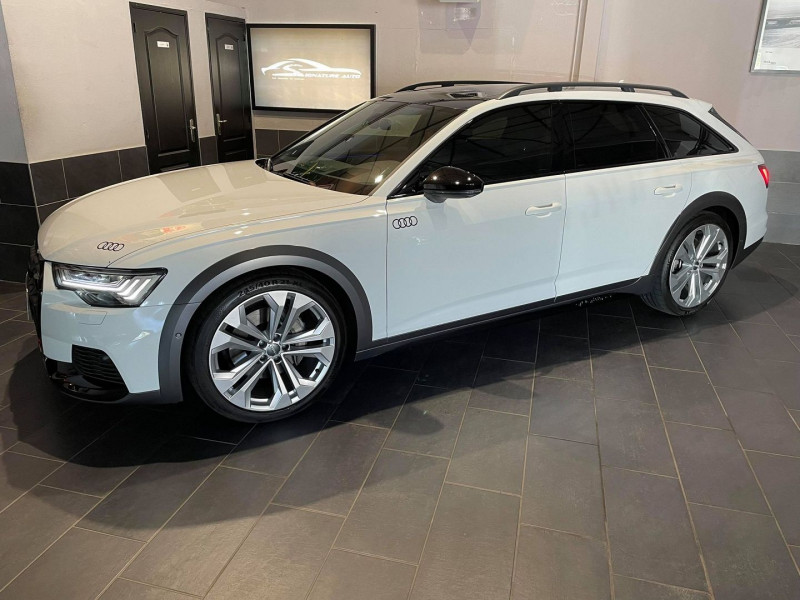 Audi A6 ALLROAD 50 TDI 286CH AVUS EXTENDED QUATTRO TIPTRONIC Diesel BLANC Occasion à vendre