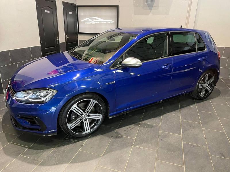 Volkswagen GOLF VII 2.0 TSI 310CH R 4MOTION 5P Essence BLEU F Occasion à vendre
