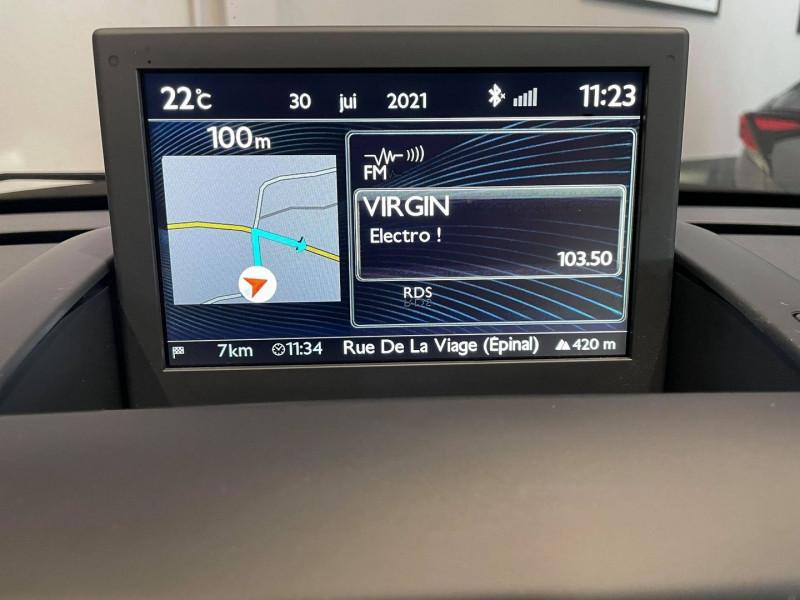 Photo 10 de l'offre de PEUGEOT 3008 1.6 THP 16V 165CH FELINE S&S EAT6 à 15990€ chez Signature auto