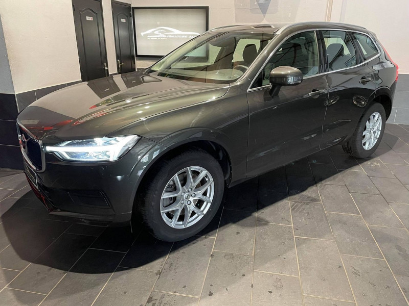 Volvo XC60 D4 ADBLUE AWD 190CH BUSINESS EXECUTIVE GEARTRONIC Diesel GRIS F Occasion à vendre