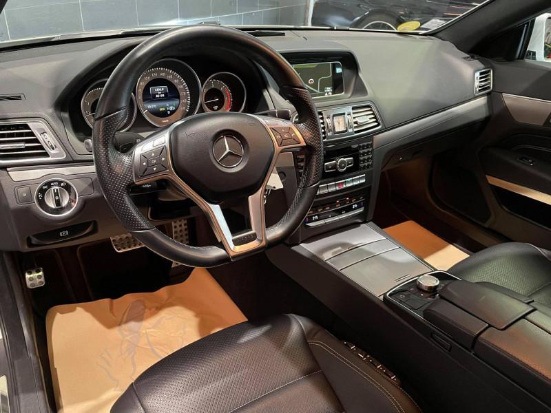 Photo 5 de l'offre de MERCEDES-BENZ CLASSE E COUPE (C207) 220 CDI EXECUTIVE 7GTRONIC+ à 22990€ chez Signature auto