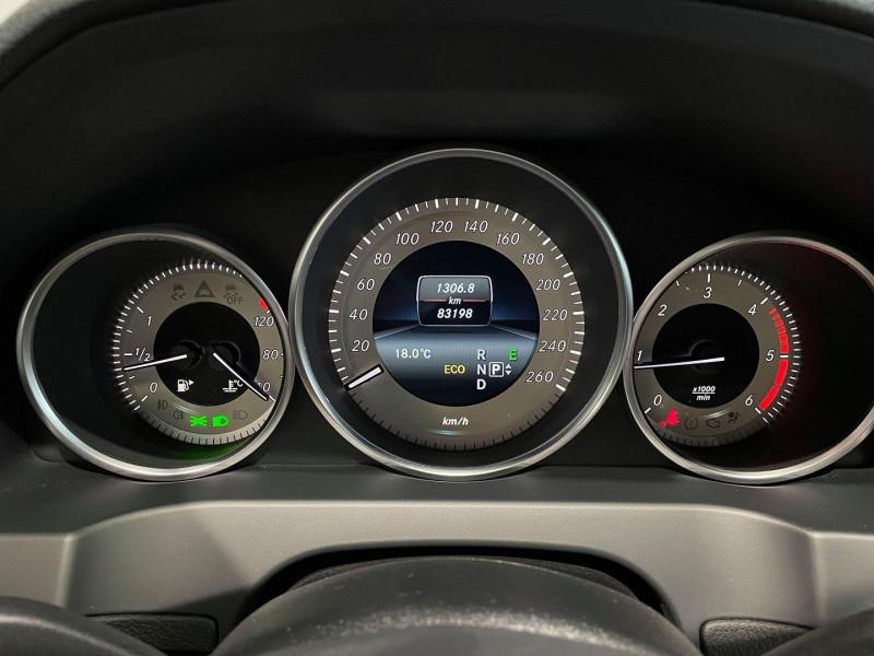 Photo 9 de l'offre de MERCEDES-BENZ CLASSE E COUPE (C207) 220 CDI EXECUTIVE 7GTRONIC+ à 22990€ chez Signature auto
