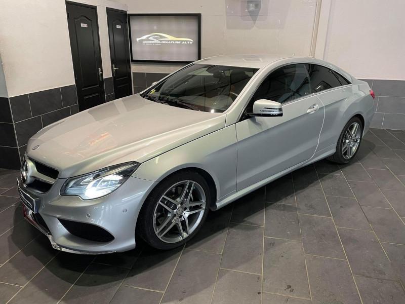 Mercedes-Benz CLASSE E COUPE (C207) 220 CDI EXECUTIVE 7GTRONIC+ Diesel GRIS C Occasion à vendre