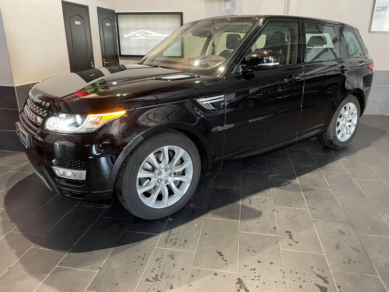 Land-Rover RANGE ROVER SPORT 3.0 SDV6 306 HSE DYNAMIC MARK IV Diesel NOIR Occasion à vendre