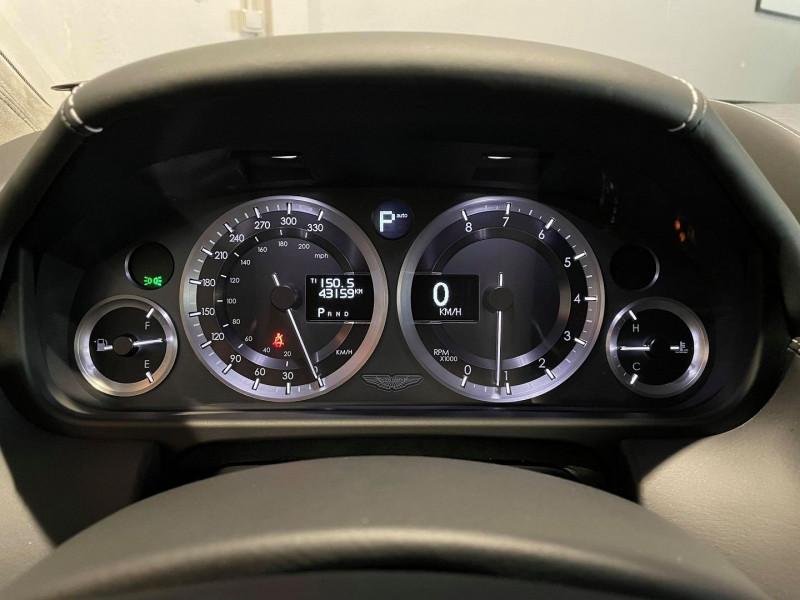 Photo 11 de l'offre de ASTON MARTIN RAPIDE V12 5.9 à 69990€ chez Signature auto