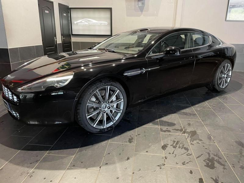 Photo 1 de l'offre de ASTON MARTIN RAPIDE V12 5.9 à 69990€ chez Signature auto