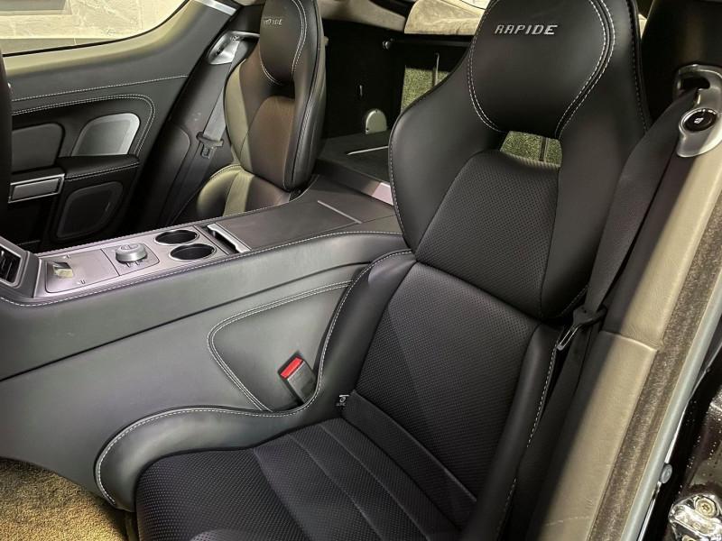 Photo 9 de l'offre de ASTON MARTIN RAPIDE V12 5.9 à 69990€ chez Signature auto