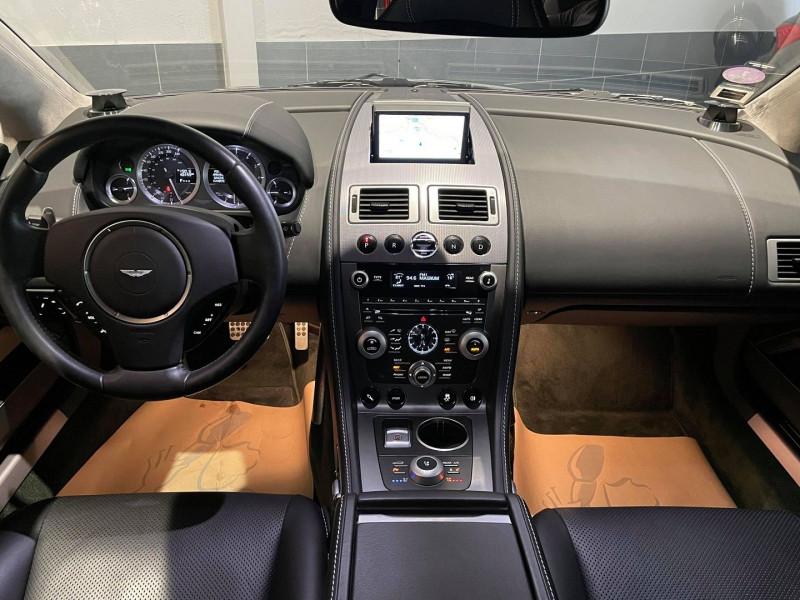 Photo 7 de l'offre de ASTON MARTIN RAPIDE V12 5.9 à 69990€ chez Signature auto