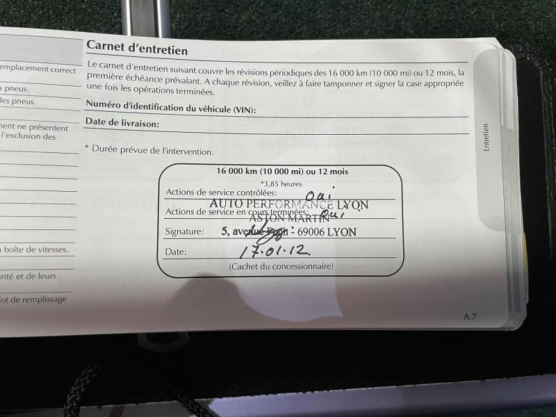Photo 19 de l'offre de ASTON MARTIN RAPIDE V12 5.9 à 69990€ chez Signature auto