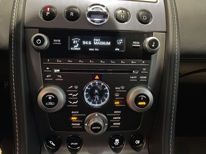 Photo 13 de l'offre de ASTON MARTIN RAPIDE V12 5.9 à 69990€ chez Signature auto