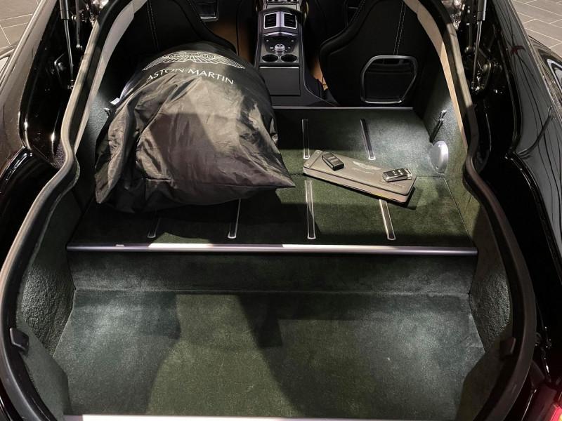 Photo 10 de l'offre de ASTON MARTIN RAPIDE V12 5.9 à 69990€ chez Signature auto