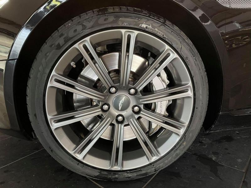 Photo 5 de l'offre de ASTON MARTIN RAPIDE V12 5.9 à 69990€ chez Signature auto