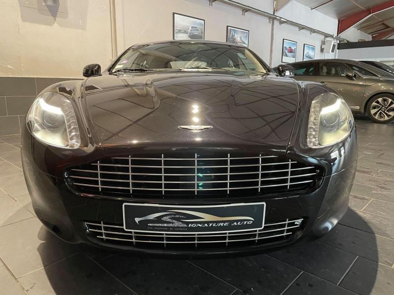 Photo 2 de l'offre de ASTON MARTIN RAPIDE V12 5.9 à 69990€ chez Signature auto