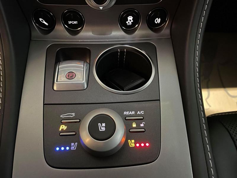 Photo 14 de l'offre de ASTON MARTIN RAPIDE V12 5.9 à 69990€ chez Signature auto