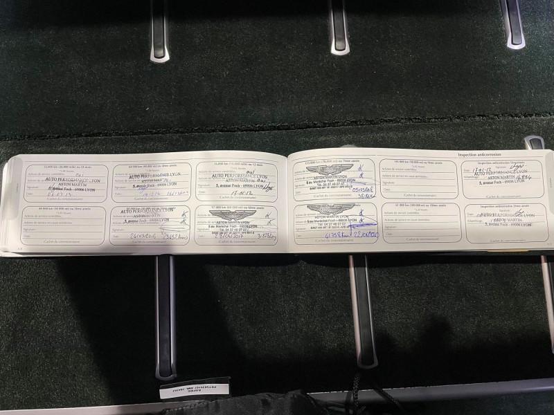 Photo 20 de l'offre de ASTON MARTIN RAPIDE V12 5.9 à 69990€ chez Signature auto