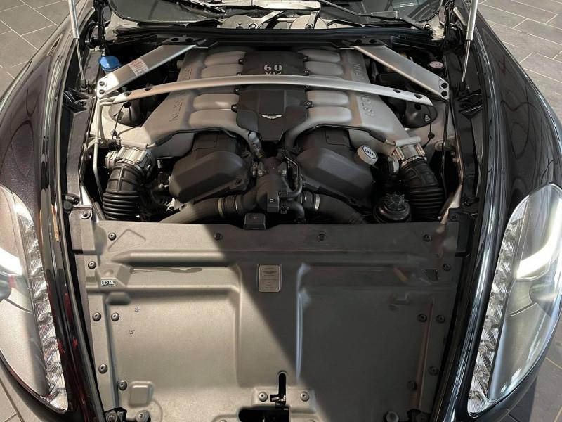 Photo 6 de l'offre de ASTON MARTIN RAPIDE V12 5.9 à 69990€ chez Signature auto