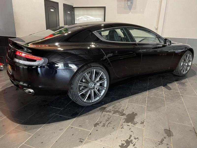 Photo 3 de l'offre de ASTON MARTIN RAPIDE V12 5.9 à 69990€ chez Signature auto
