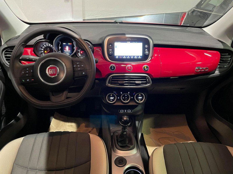 Photo 6 de l'offre de FIAT 500X 1.4 MULTIAIR 16V 140CH LOUNGE à 14990€ chez Signature auto