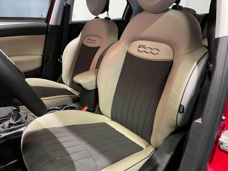 Photo 7 de l'offre de FIAT 500X 1.4 MULTIAIR 16V 140CH LOUNGE à 14990€ chez Signature auto