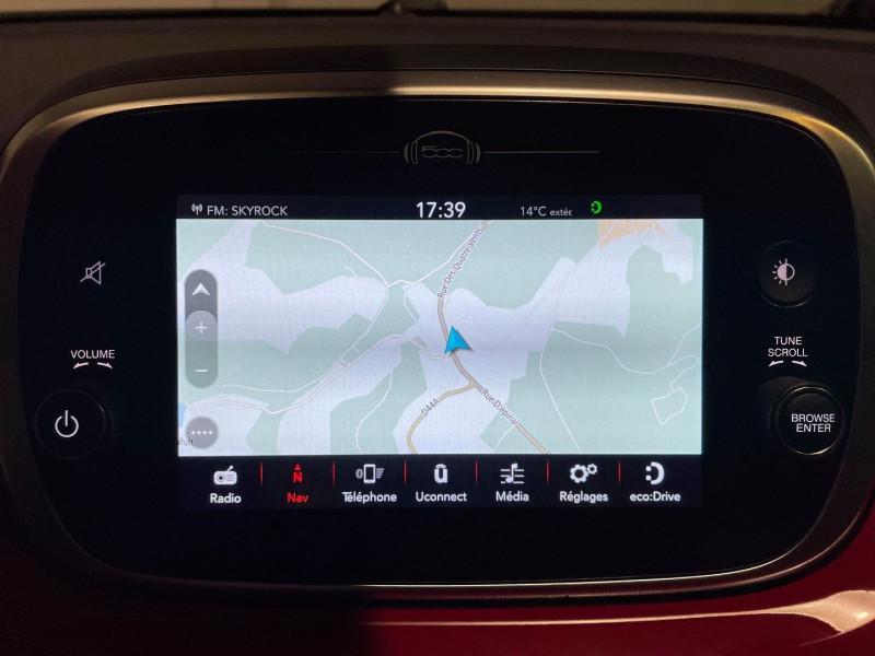 Photo 11 de l'offre de FIAT 500X 1.4 MULTIAIR 16V 140CH LOUNGE à 14990€ chez Signature auto