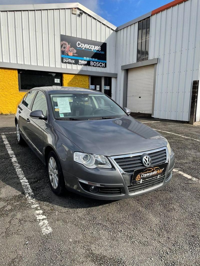 Volkswagen PASSAT 1.9 TDI 105CH CONFORTLINE Diesel GRIS F Occasion à vendre