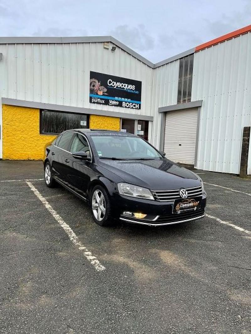 Volkswagen PASSAT ALLTRACK 2.0 TDI 140CH BLUEMOTION FAP Diesel NOIR Occasion à vendre