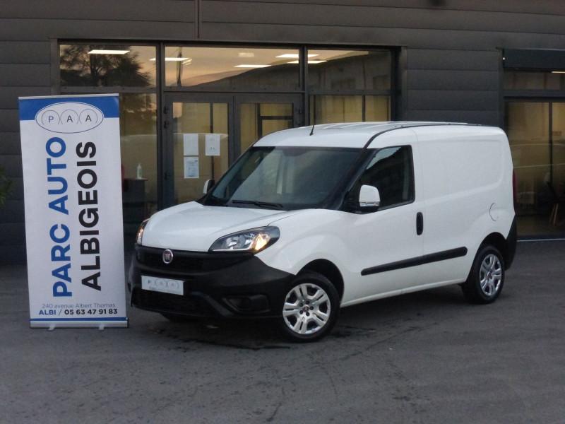 Fiat DOBLO CARGO 1.3 MULTIJET 95CH PACK E6 Diesel BLANC Occasion à vendre