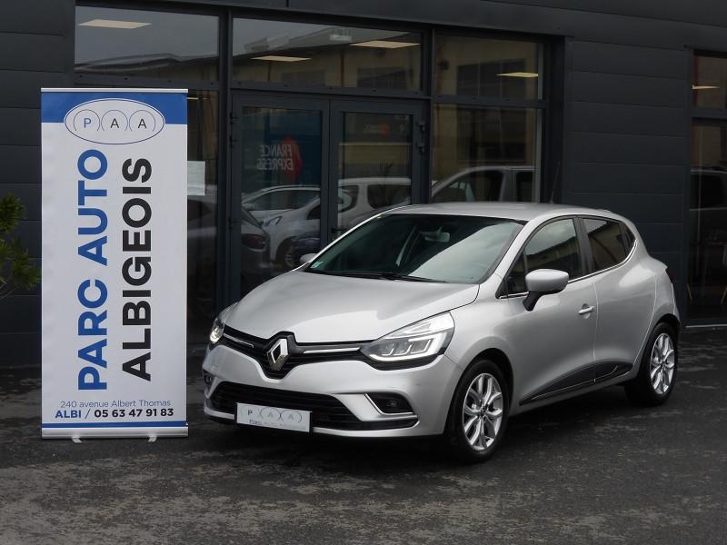 Renault CLIO IV 1.5 DCI 90CH ENERGY INTENS 5P Diesel GRIS C Occasion à vendre