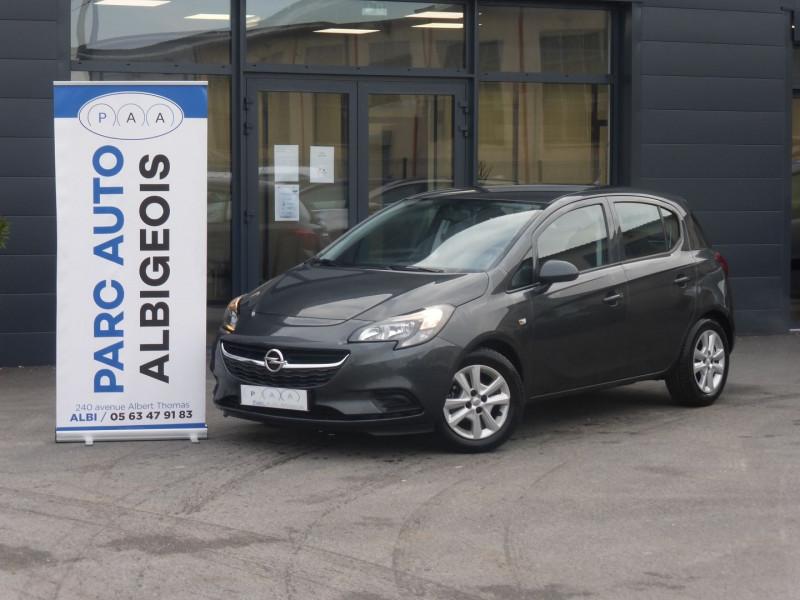 Opel CORSA 1.4 90CH DESIGN EDITION START/STOP 5P Essence GRIS Occasion à vendre