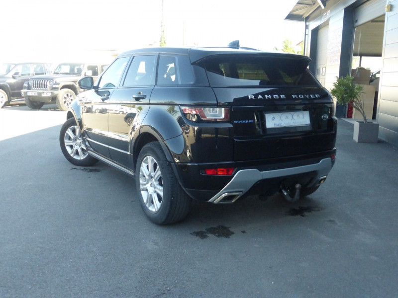 Photo 4 de l'offre de LAND-ROVER EVOQUE 2.0 TD4 150 SE DYNAMIC MARK IV E-CAPABILITY à 26990€ chez Parc auto albigeois