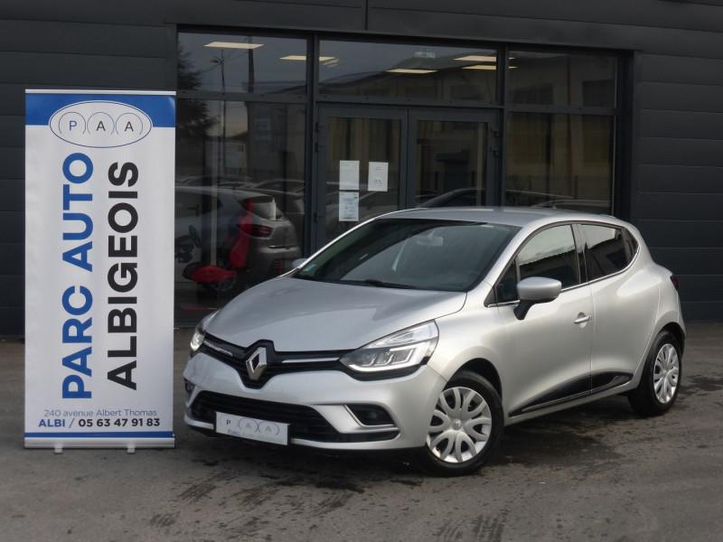 Renault CLIO IV 0.9 TCE 90CH ENERGY INTENS 5P EURO6C Essence GRIS C Occasion à vendre