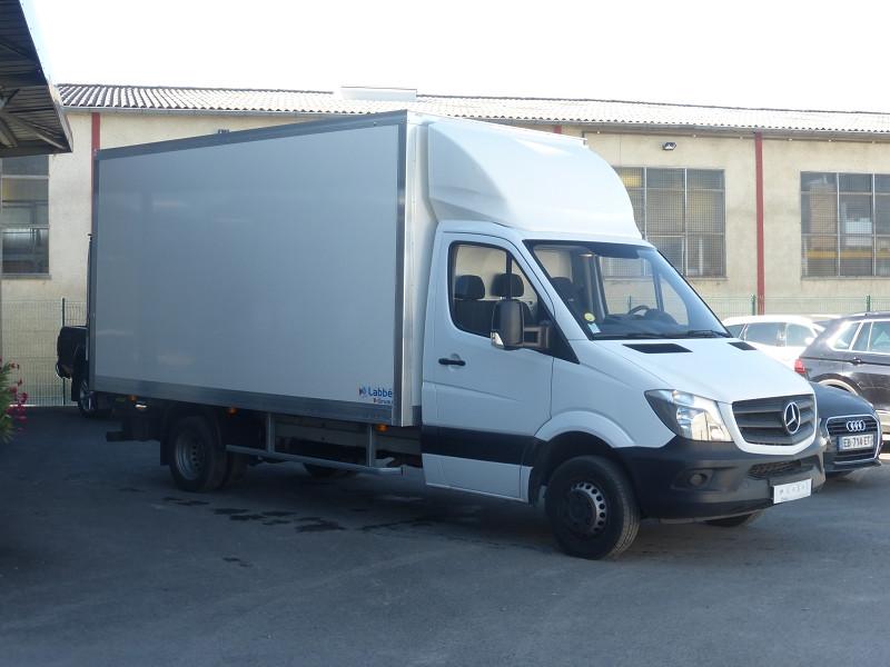 Photo 5 de l'offre de MERCEDES-BENZ SPRINTER FG 513 CDI 43S 3T5 à 27990€ chez Parc auto albigeois