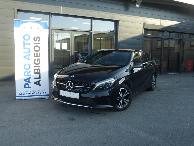 Mercedes-Benz CLASSE A (W176) 180 D BUSINESS EDITION 7G-DCT Diesel NOIR Occasion à vendre