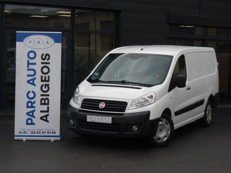 Fiat SCUDO FG 1.2 LH1 2.0 MULTIJET 16V 128CH PACK PROFESSIONAL Diesel BLANC Occasion à vendre