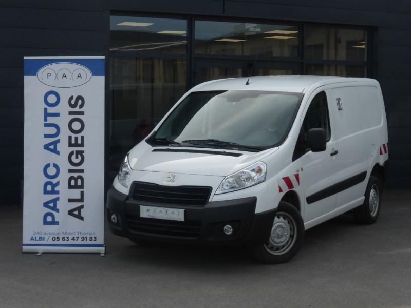 Peugeot EXPERT FG 227 L1H1 2.0 HDI FAP 125 PACK CLIM Diesel BLANC Occasion à vendre