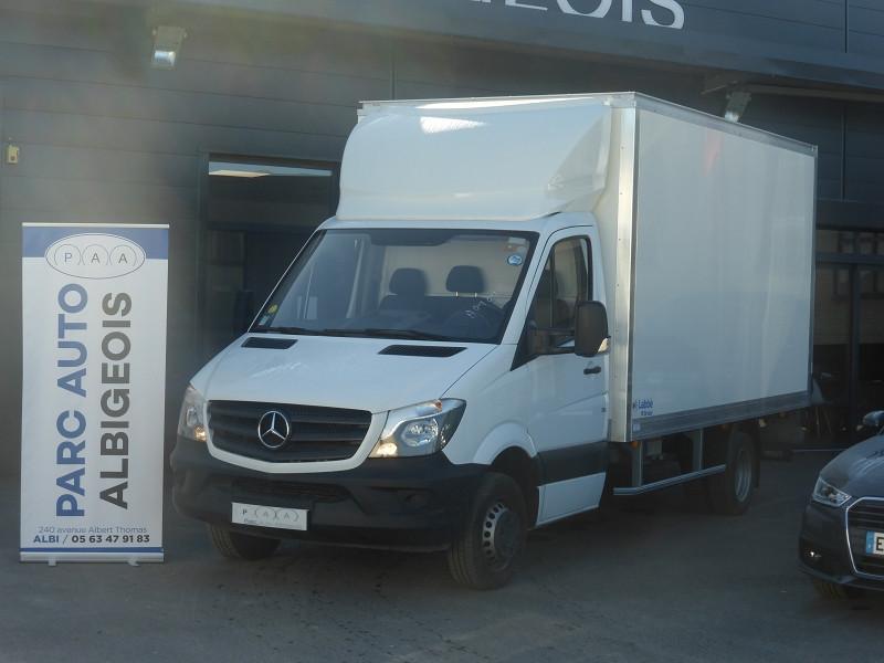 Photo 1 de l'offre de MERCEDES-BENZ SPRINTER FG 513 CDI 43S 3T5 à 27990€ chez Parc auto albigeois